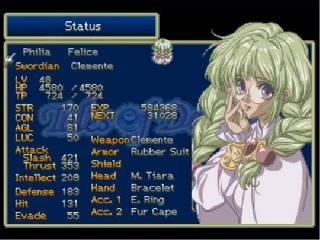 Screenshot Thumbnail / Media File 1 for Tales of Destiny [U]